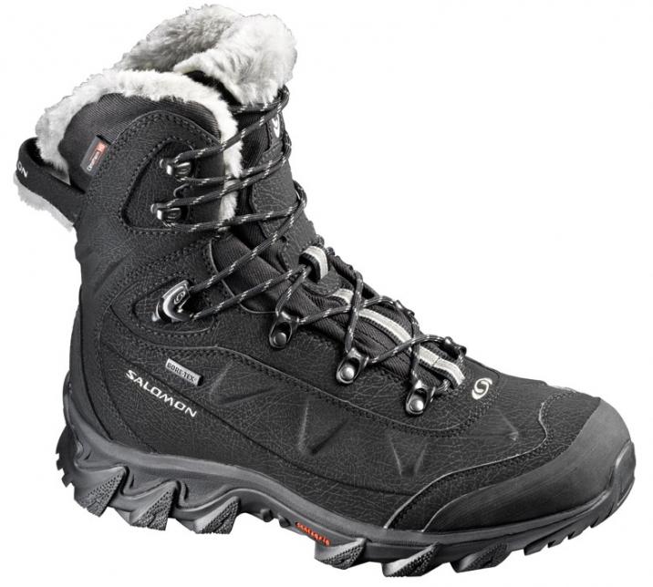 87d13d688dfdb Dla bardziej wymagających można polecić Buty SALOMON NYTRO GTX. Zimowe,  bardzo ciepłe buty z membraną GORE TEX. Jest to bardzo uniwersalny model,  ...